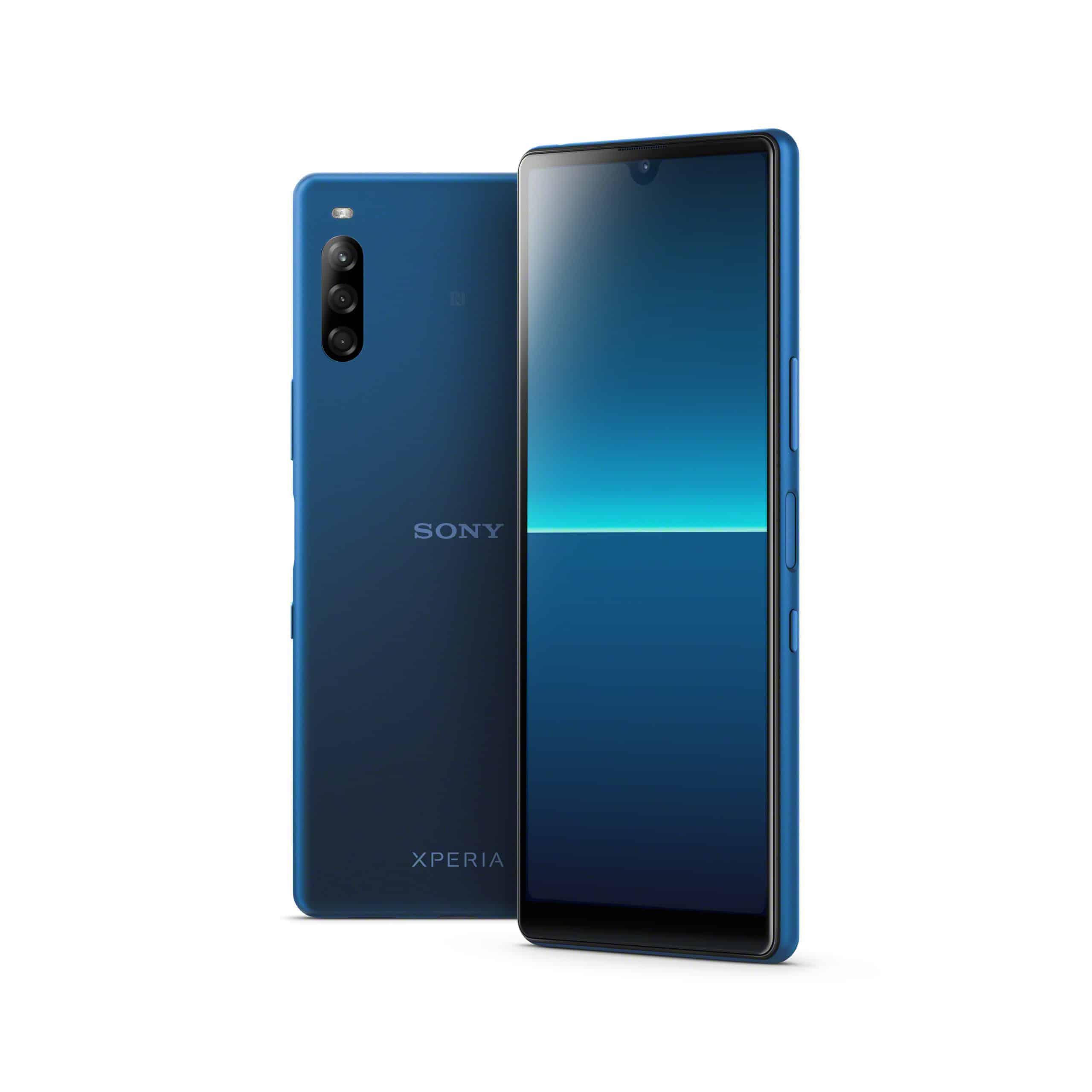 Xperia L4 Blue 1