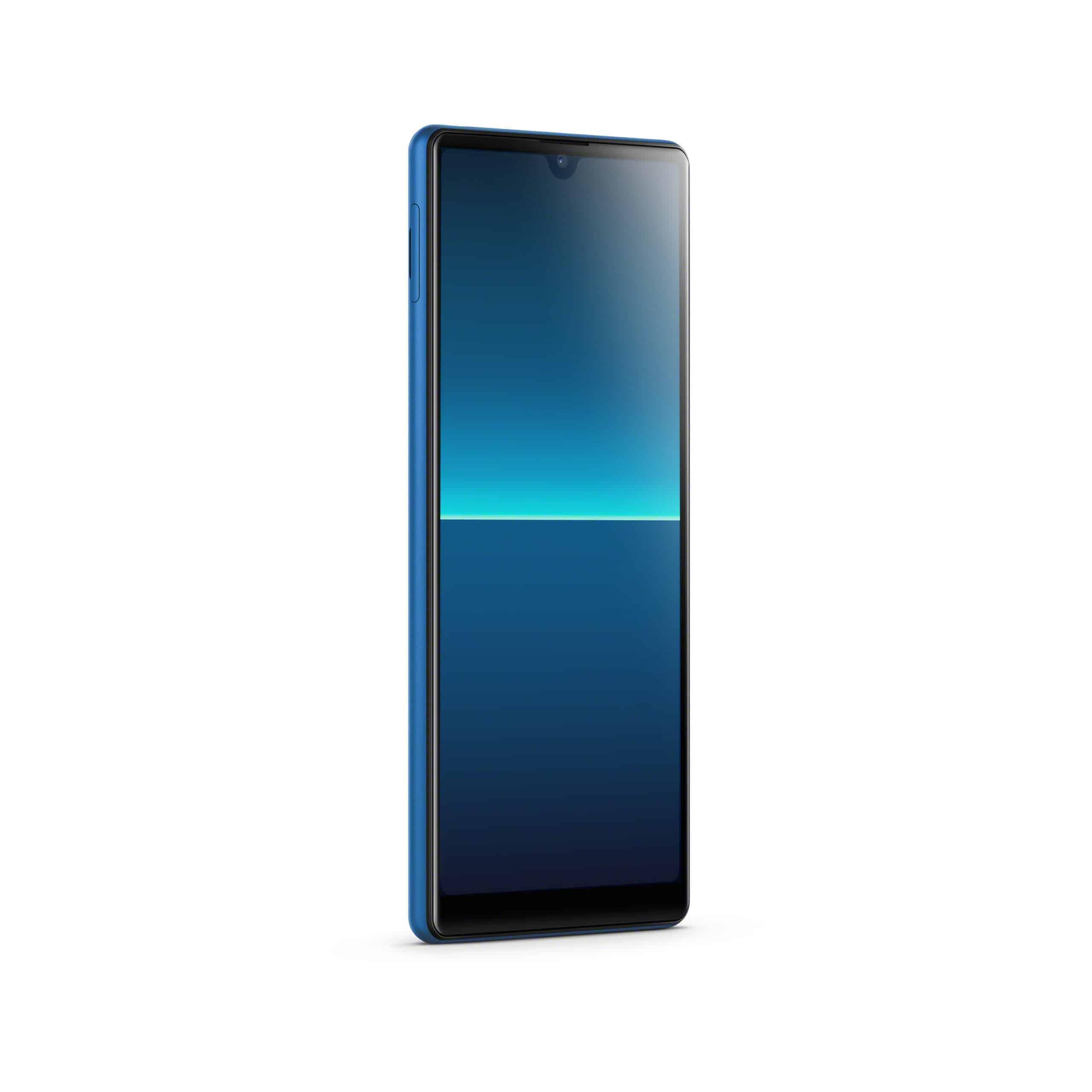 Xperia L4 Blue 3