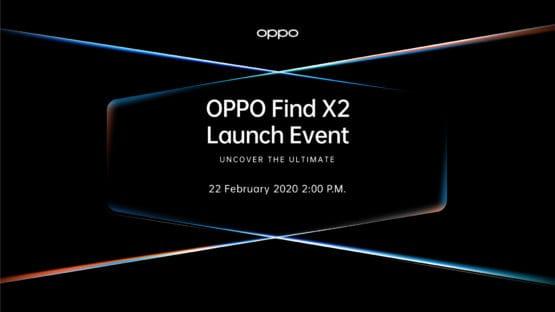 oppo find x2 mwc invite