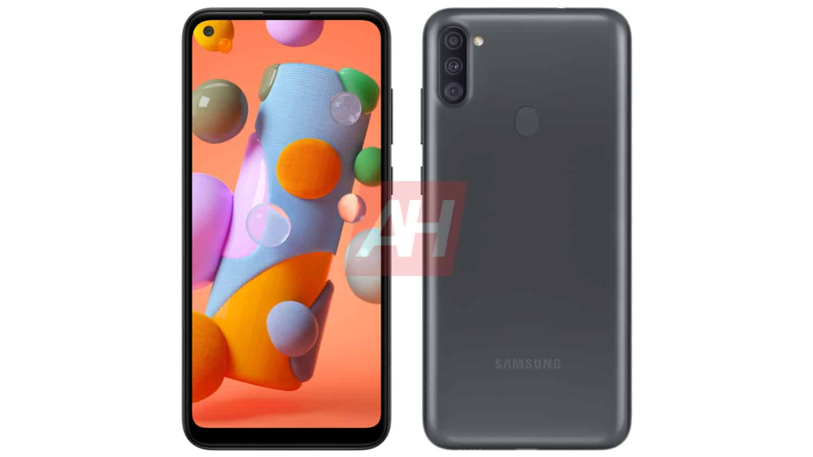 Exclusive This Is The Upcoming Samsung Galaxy A11