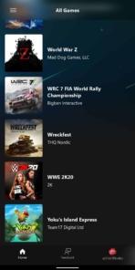 xCloud Games List (1)