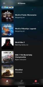 xCloud Games List (10)