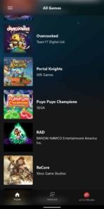 xCloud Games List (13)