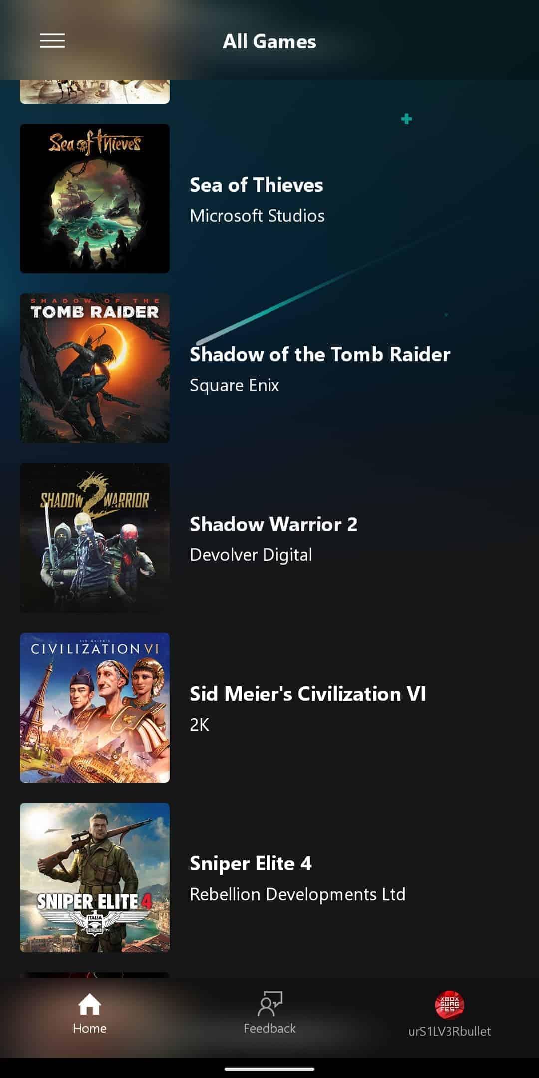 xCloud Games List 14