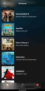 xCloud Games List (15)