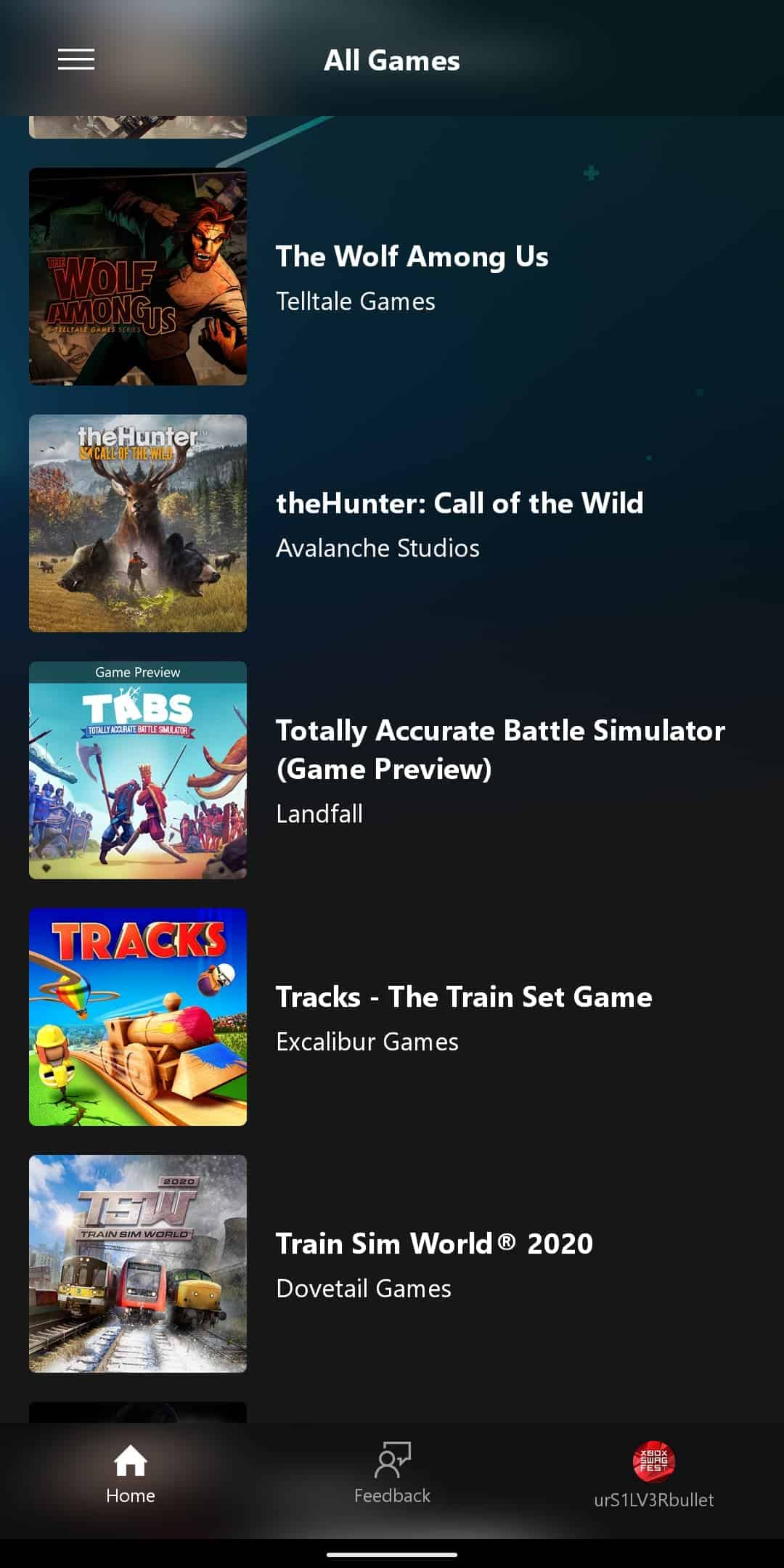 xCloud Games List 17