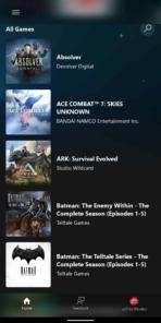 xCloud Games List (2)