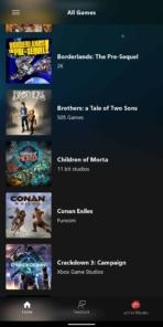 xCloud Games List (4)