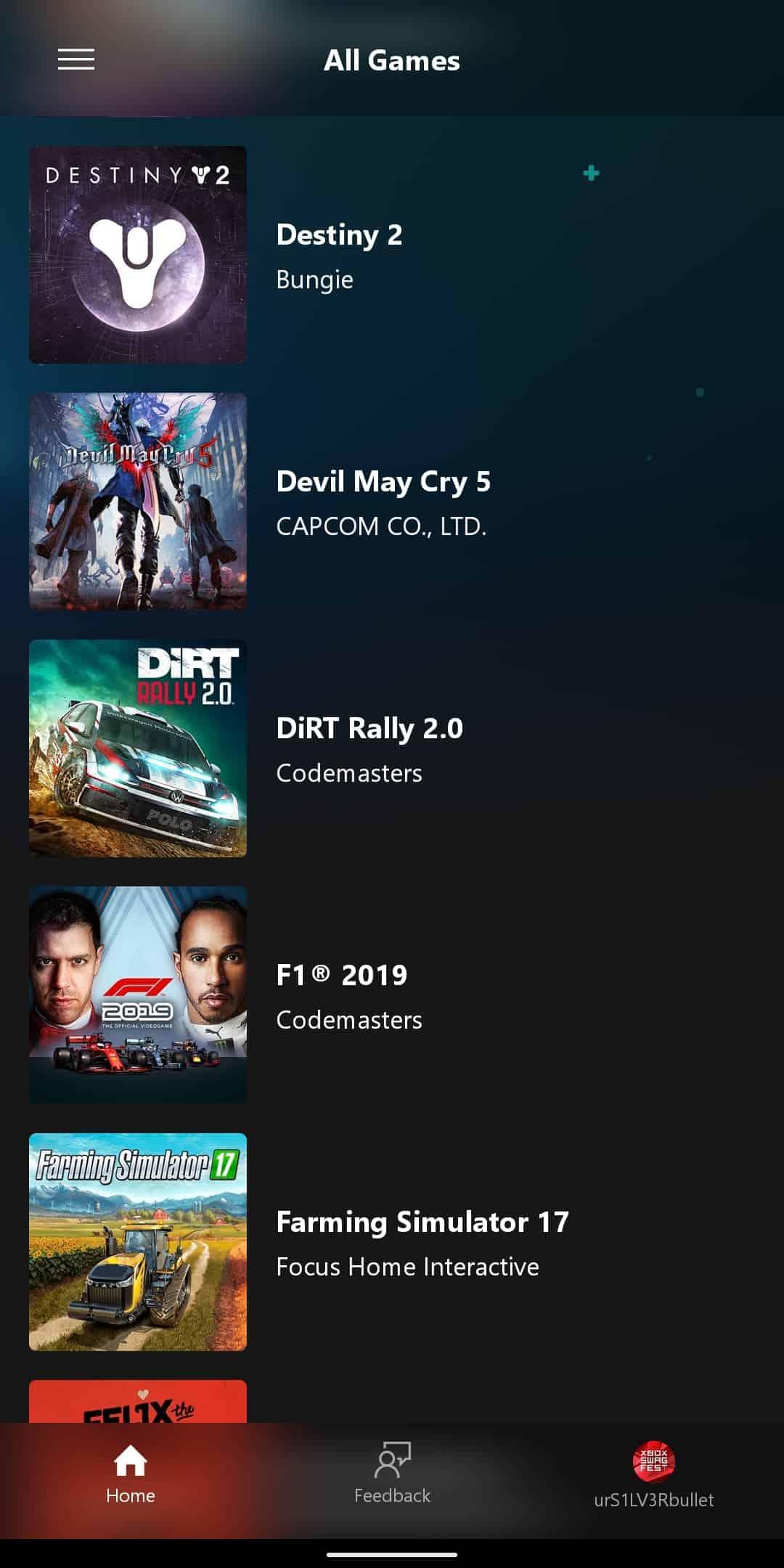 xCloud Games List 6
