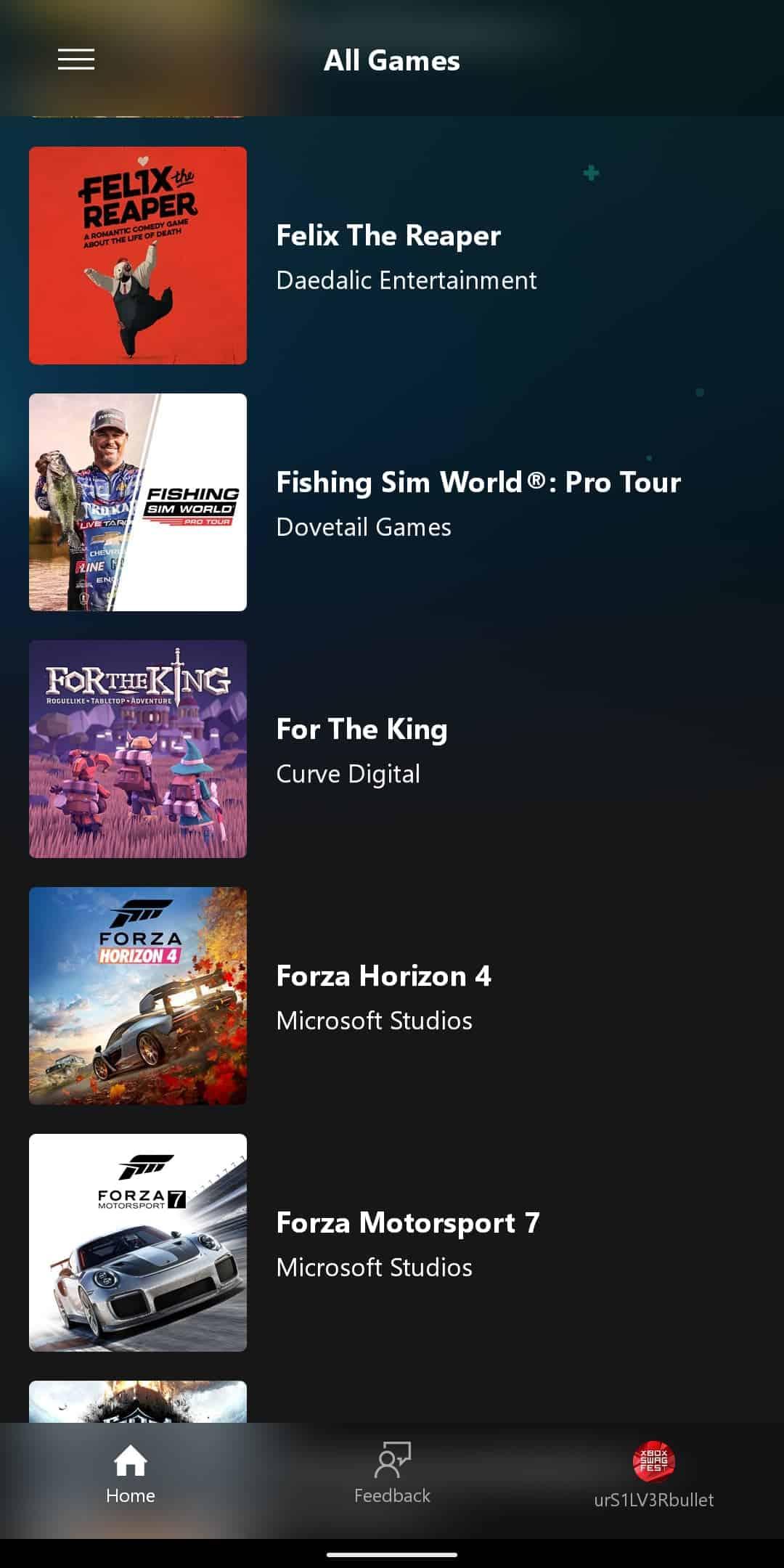 xCloud Games List 7