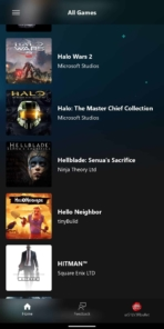 xCloud Games List (9)