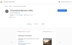 01 How to reinstall Chrome OS