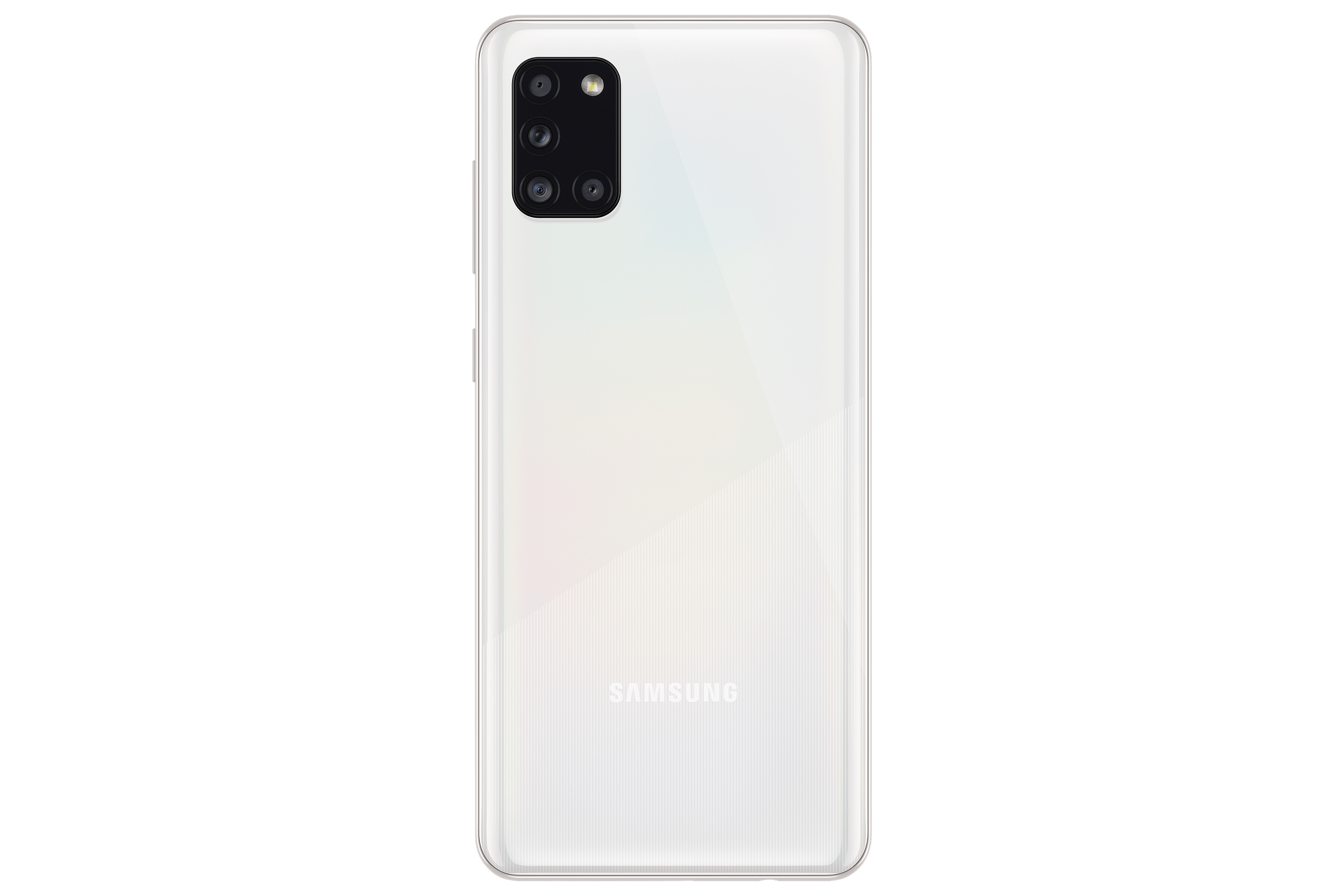 Samsung Galaxy A31 White Back