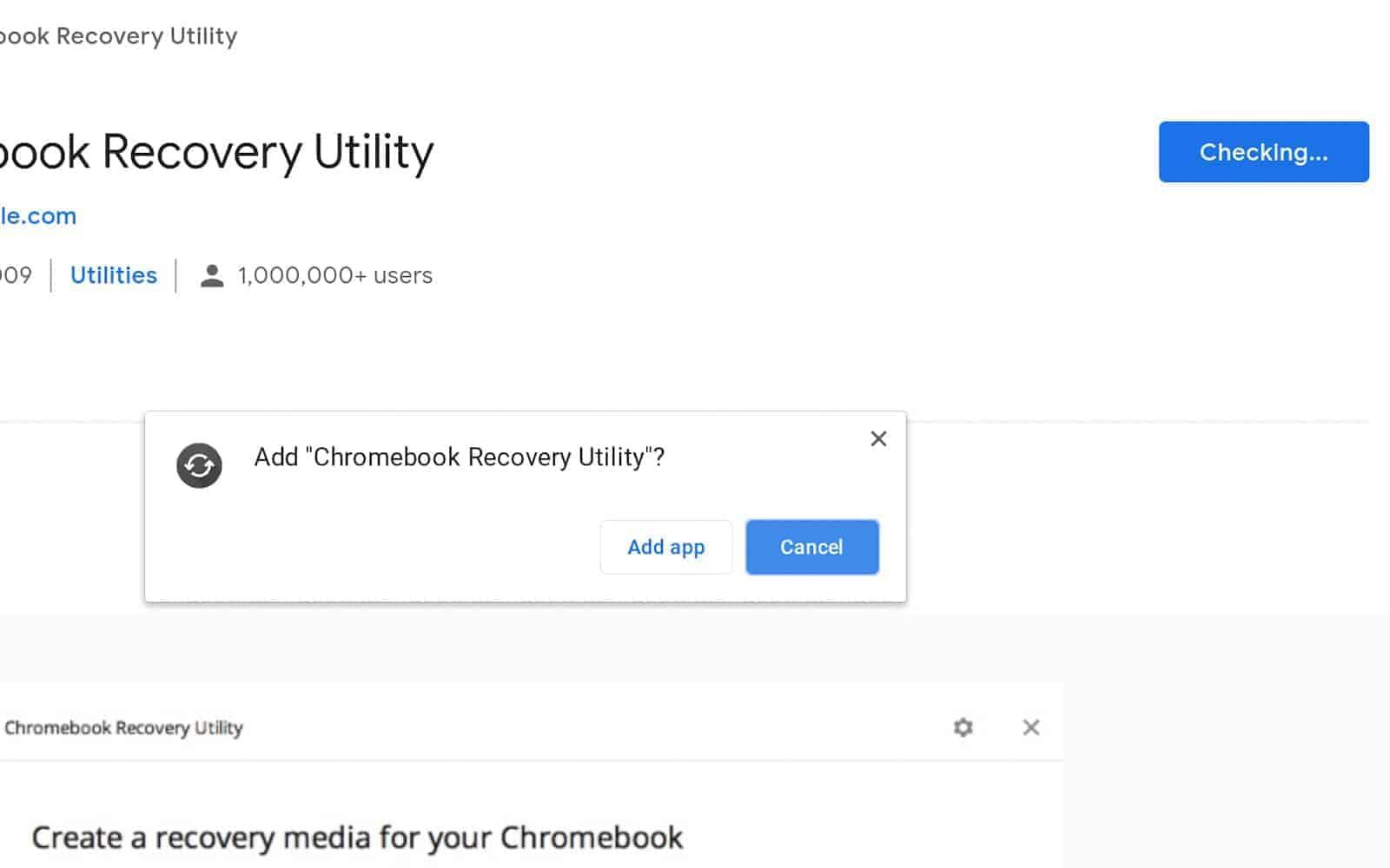 02 How to reinstall Chrome OS