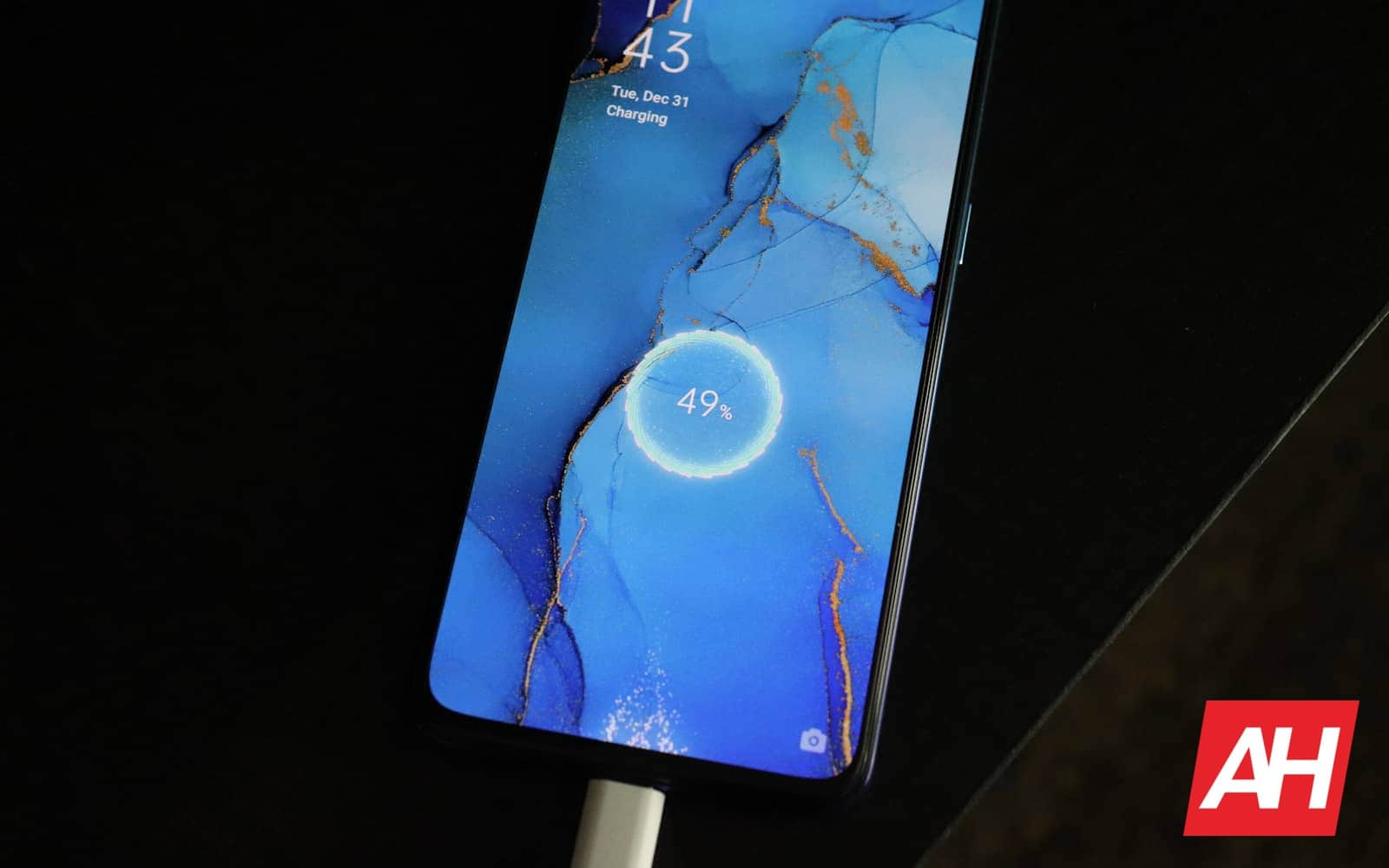 08 OPPO Reno3 Pro Charging Review 1