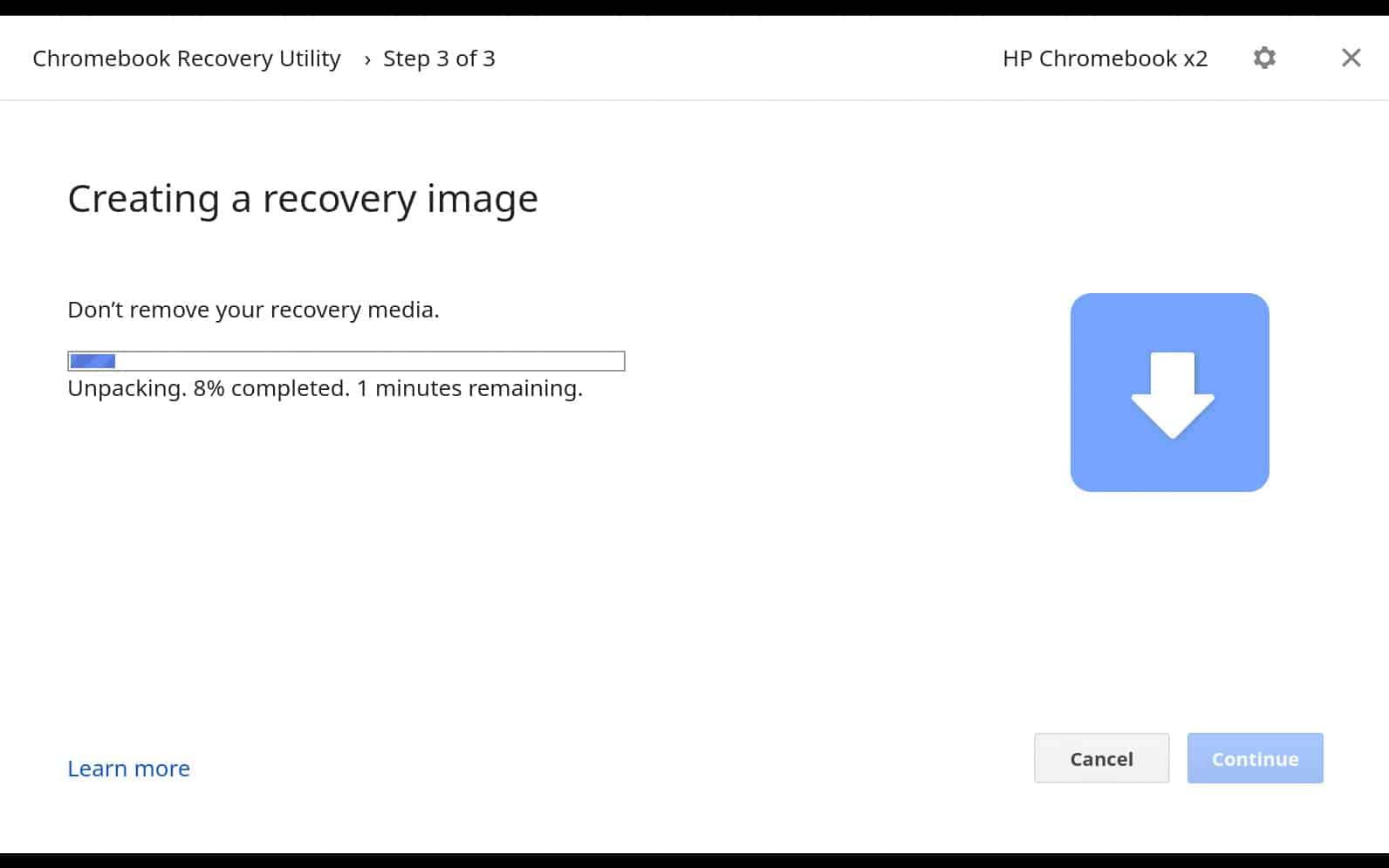 11 How to reinstall Chrome OS