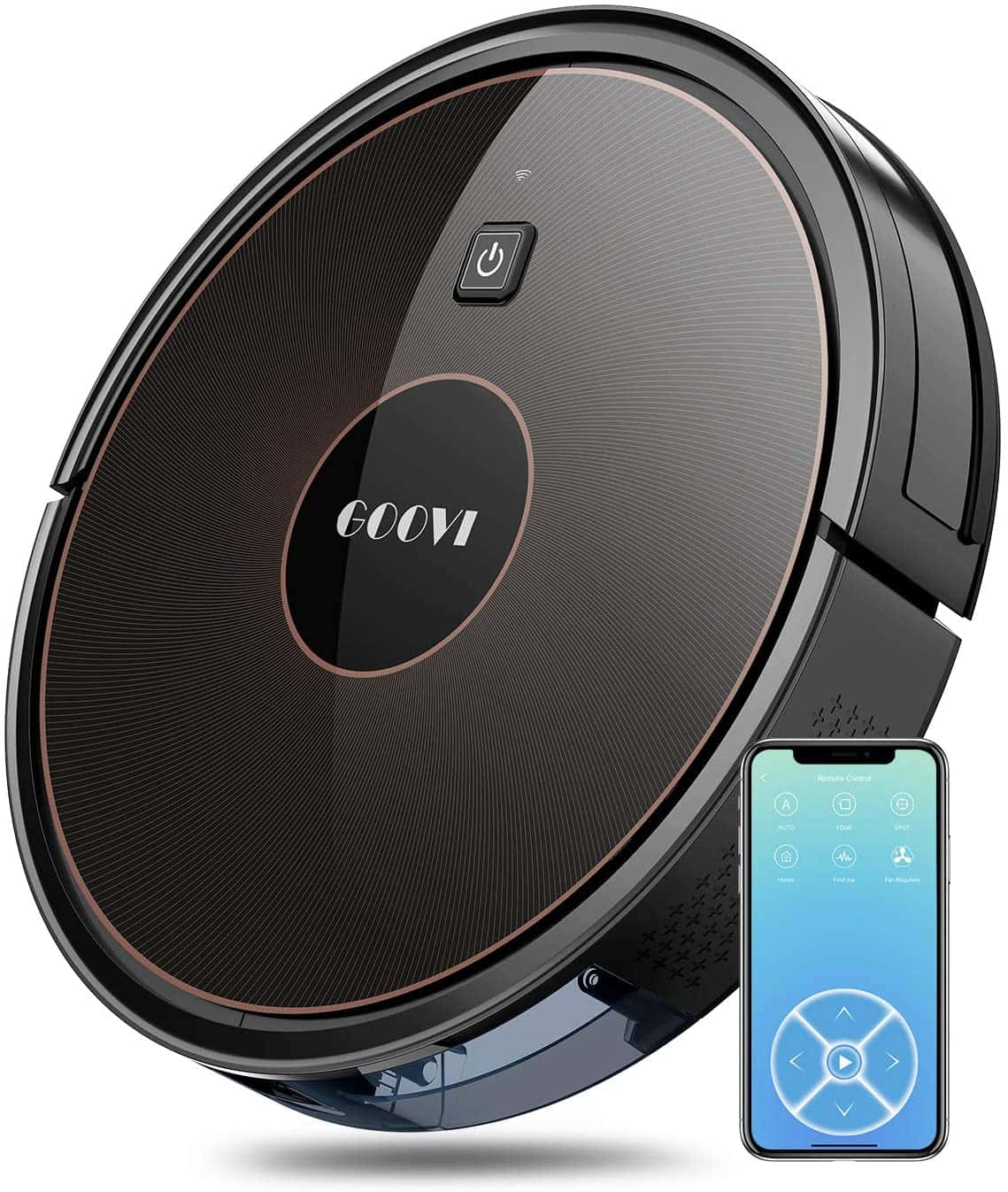 GOOVI Robot Vacuum - Amazon
