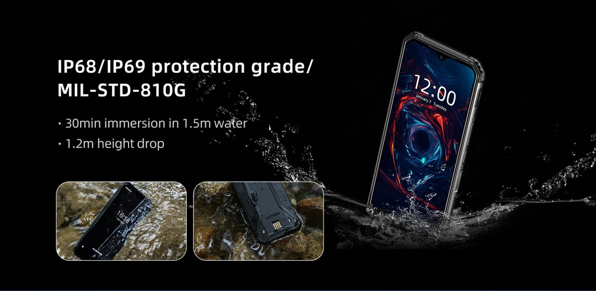 DOOGEE S95 available 1