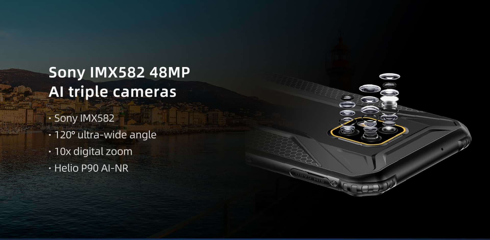 DOOGEE S95 available 3