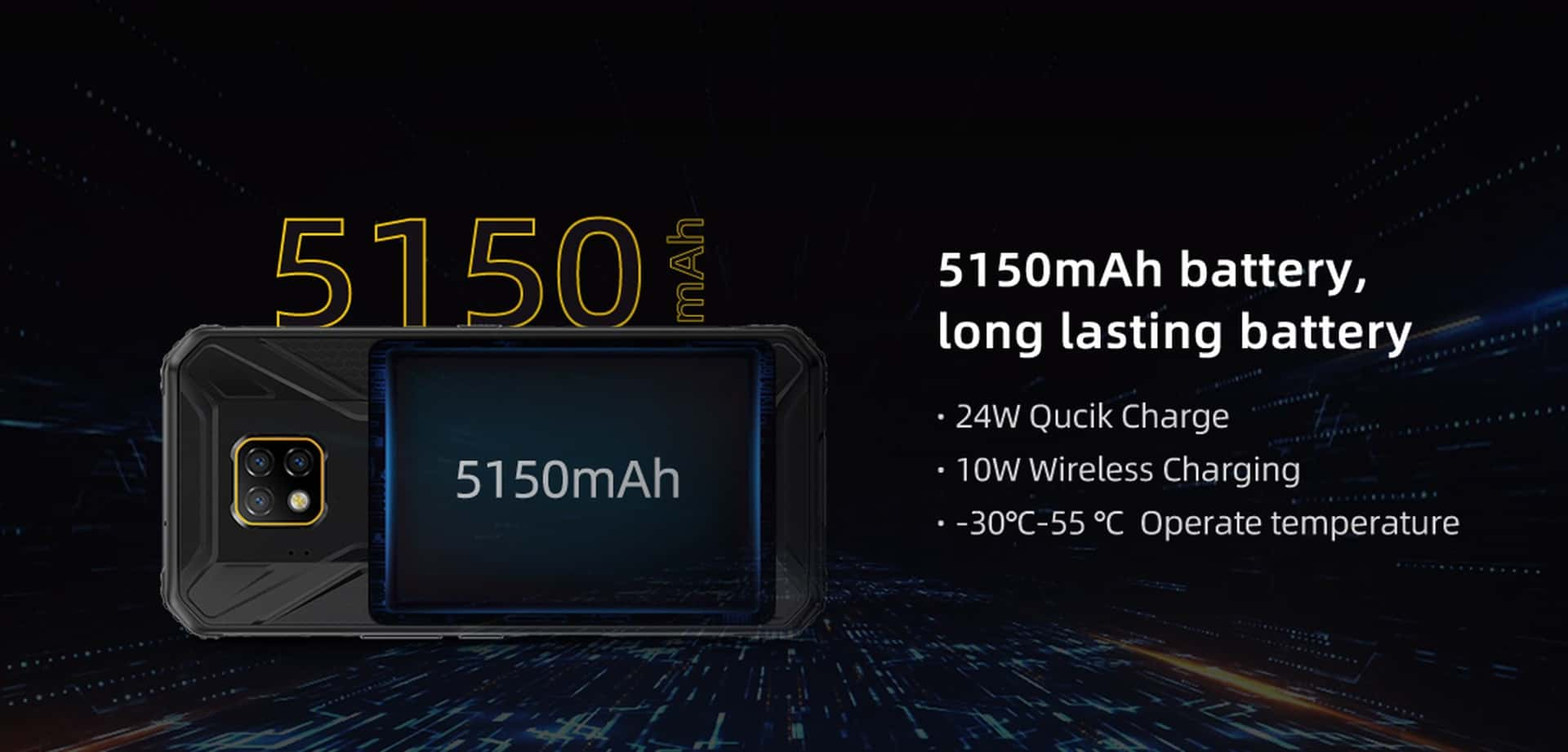DOOGEE S95 available 5
