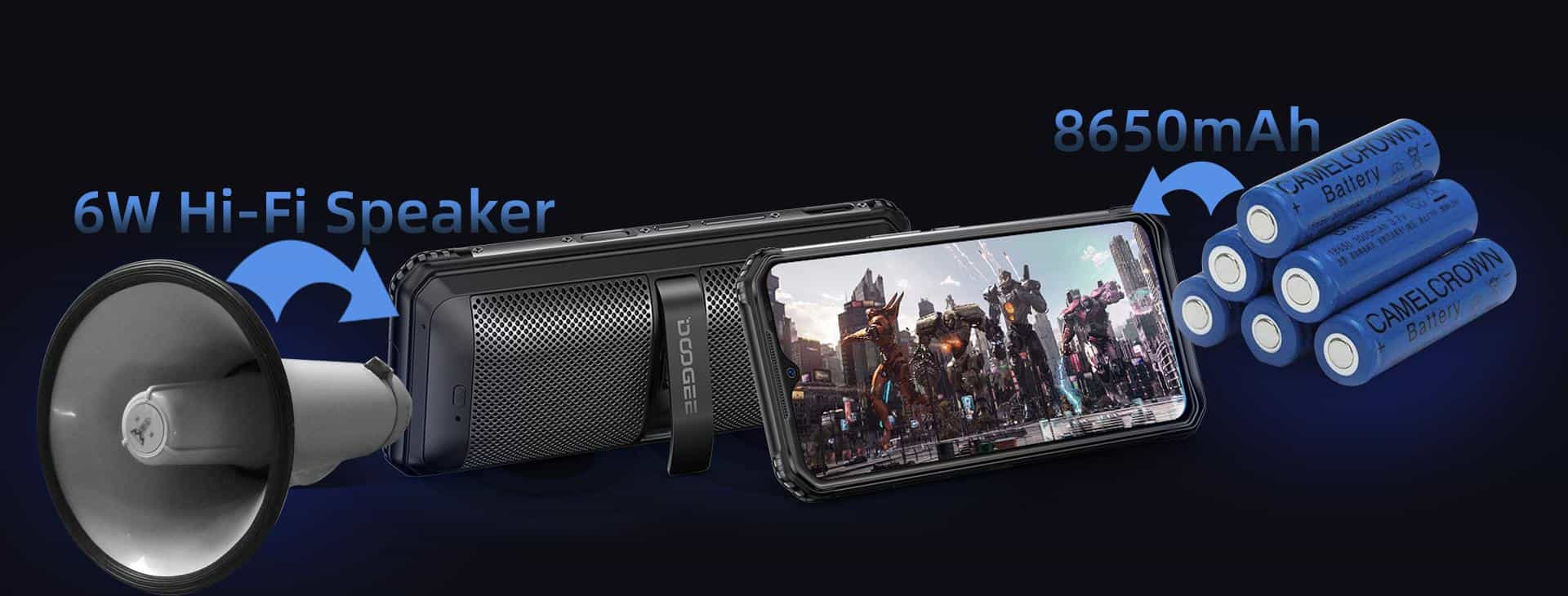 DOOGEE S95 available 7