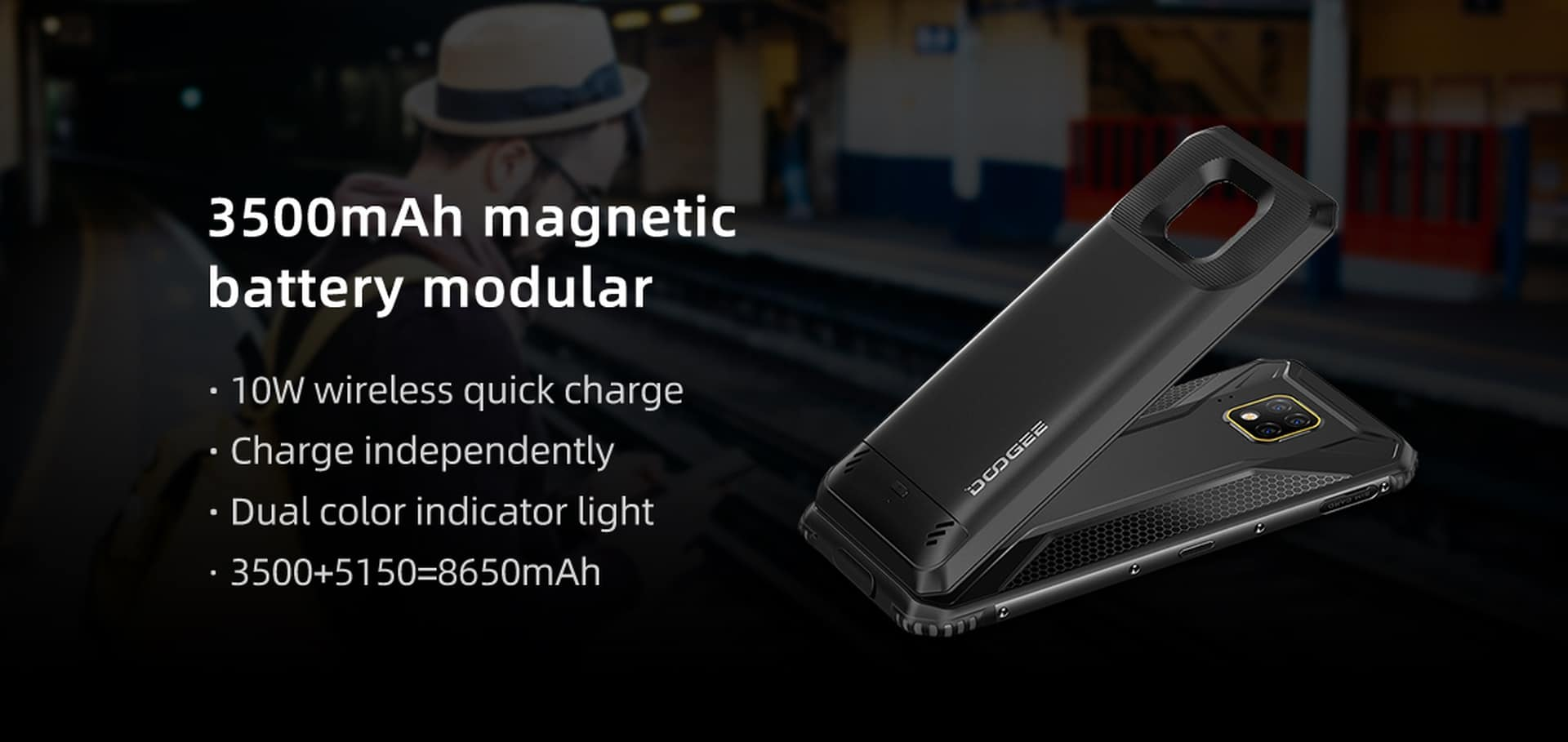 DOOGEE S95 available 9