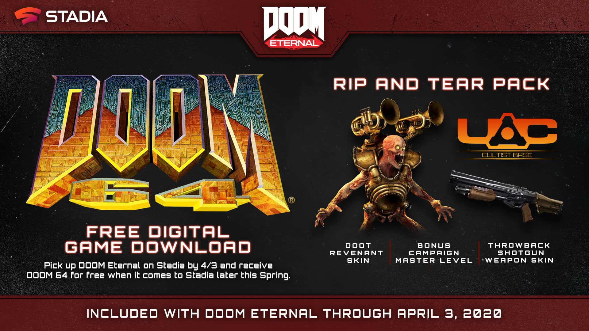 DOOM 64 DOOM Eternal Perk
