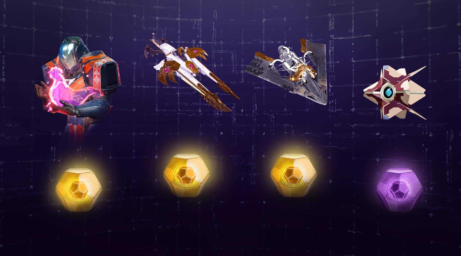 Destiny 2 Twitch Loot