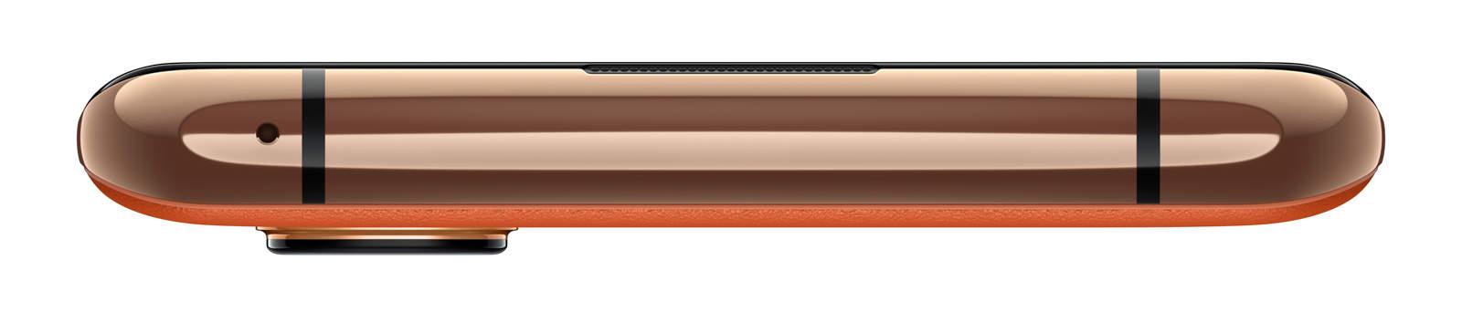 Find X2 Pro Orange Vegan Leather 07