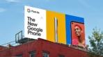 Google Pixel 4a pre-launch billboard 1