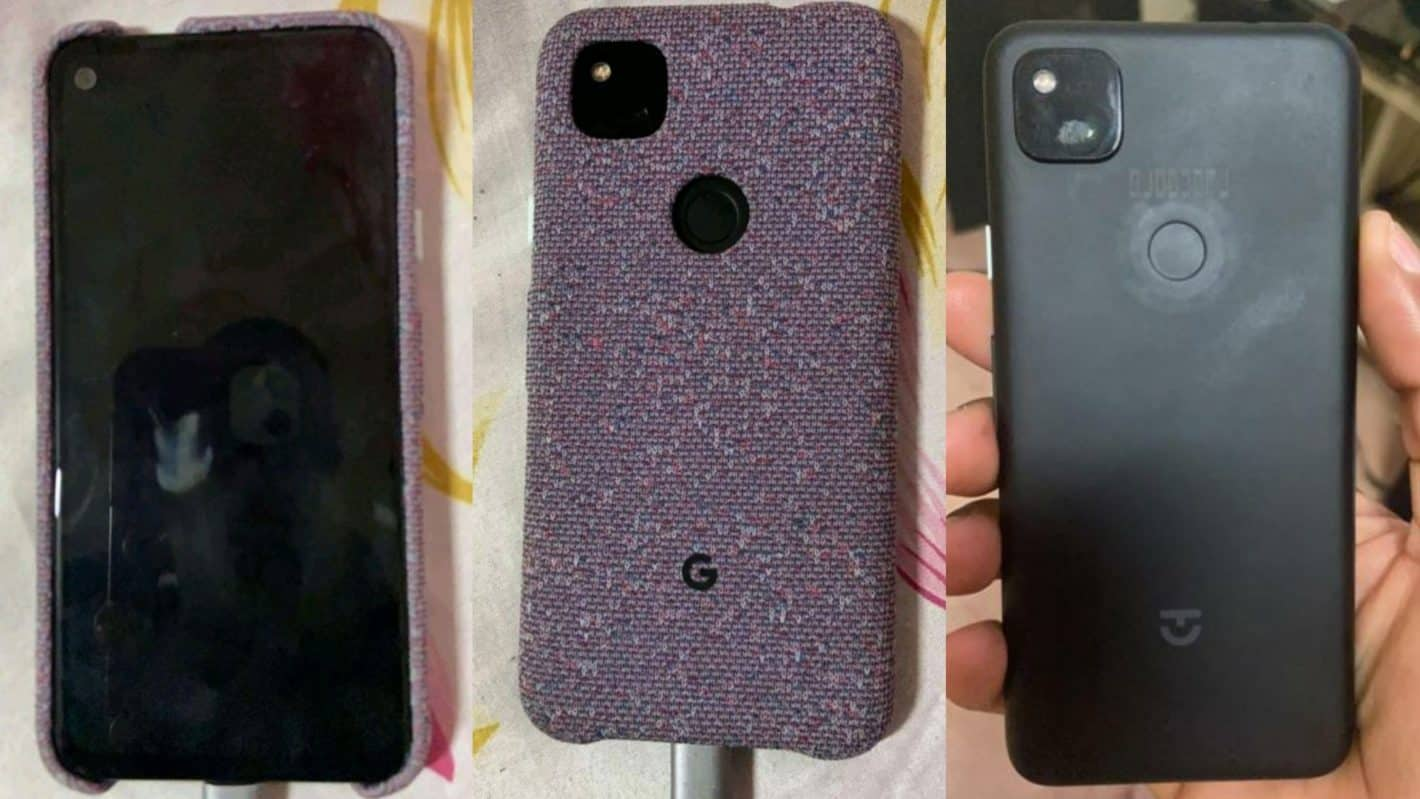 Google Pixel 4a real life images leak featured