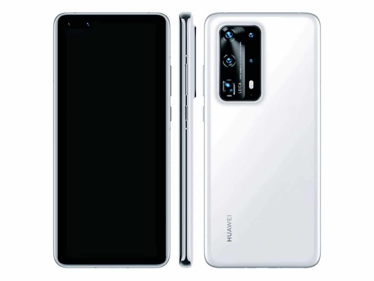 """Le modèle phare de Huawei à 8 caméras s'appellera """"Huawei P40 Pro Plus 5G"""""""