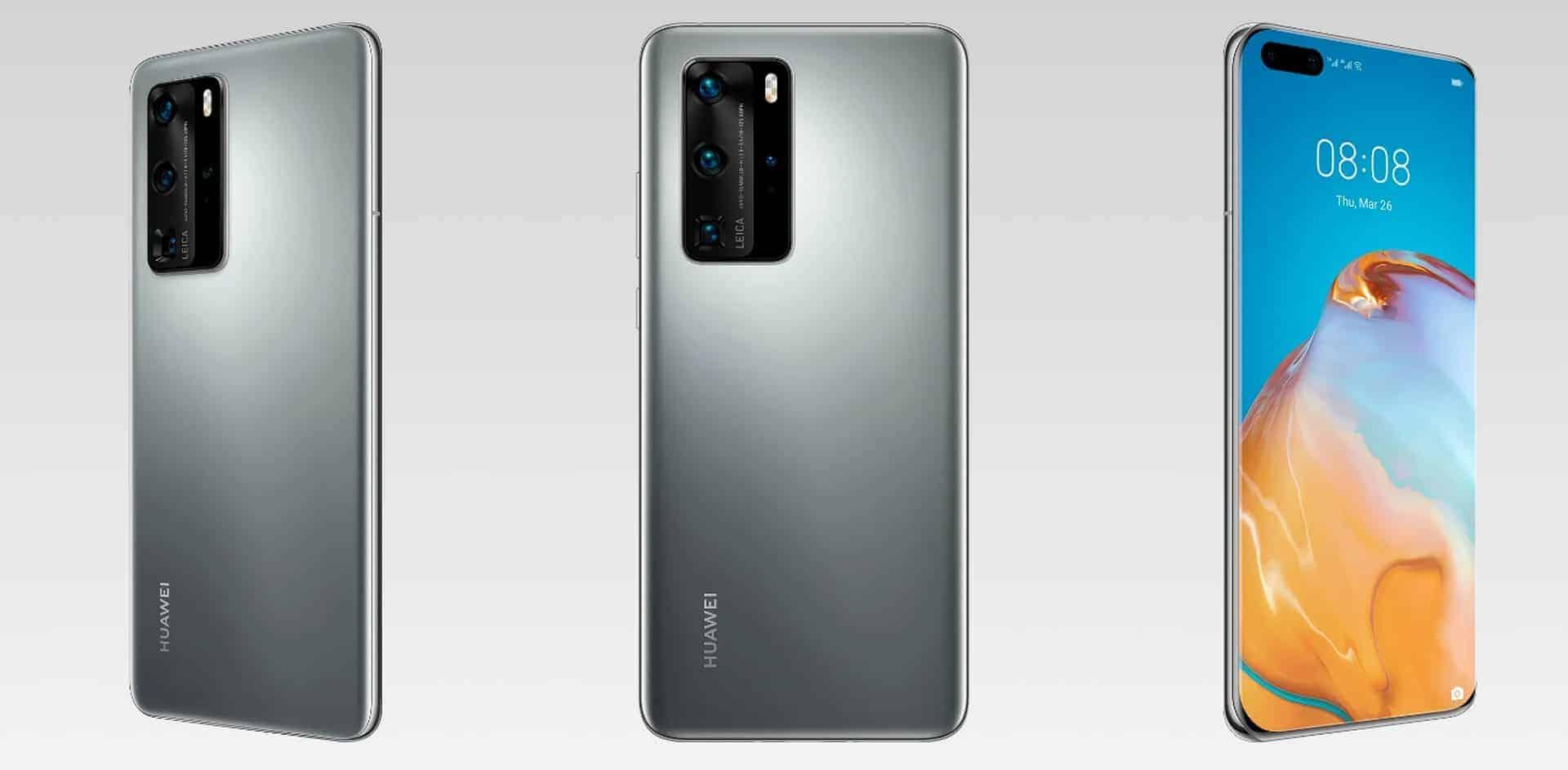Huawei P40 Pro render 11