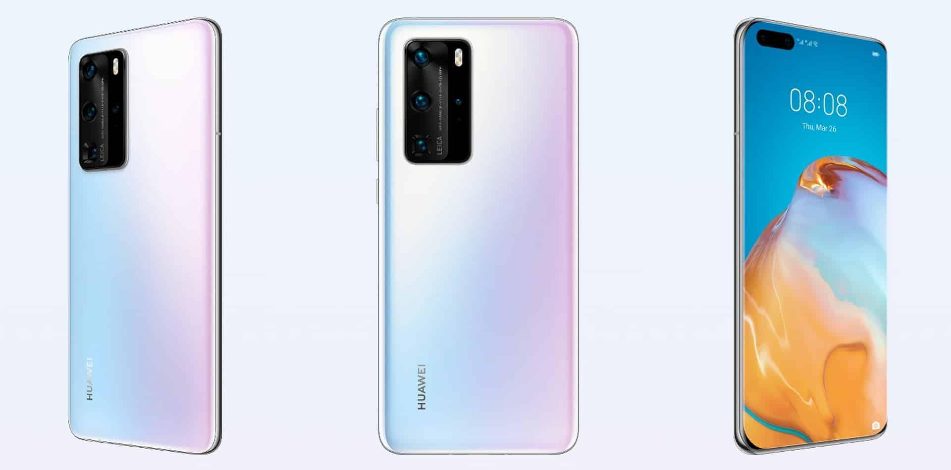 Huawei P40 Pro render 12