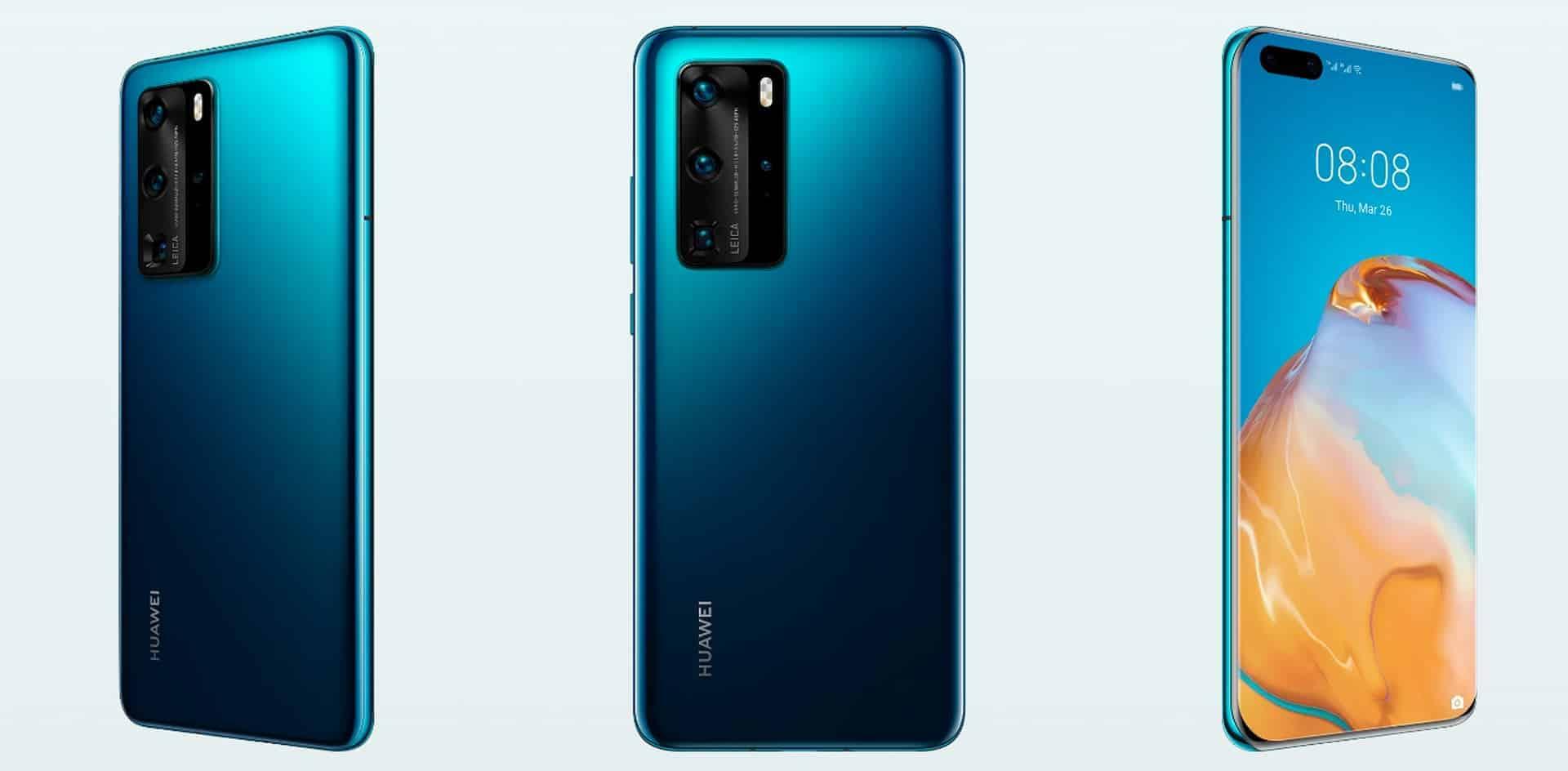 Huawei P40 Pro render 13