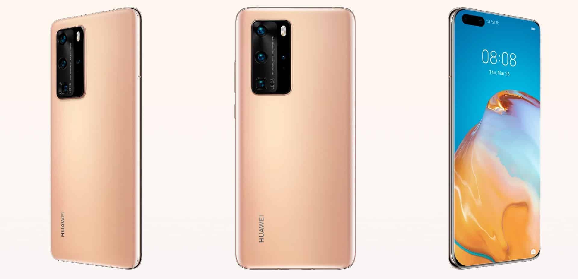Huawei P40 Pro render 14