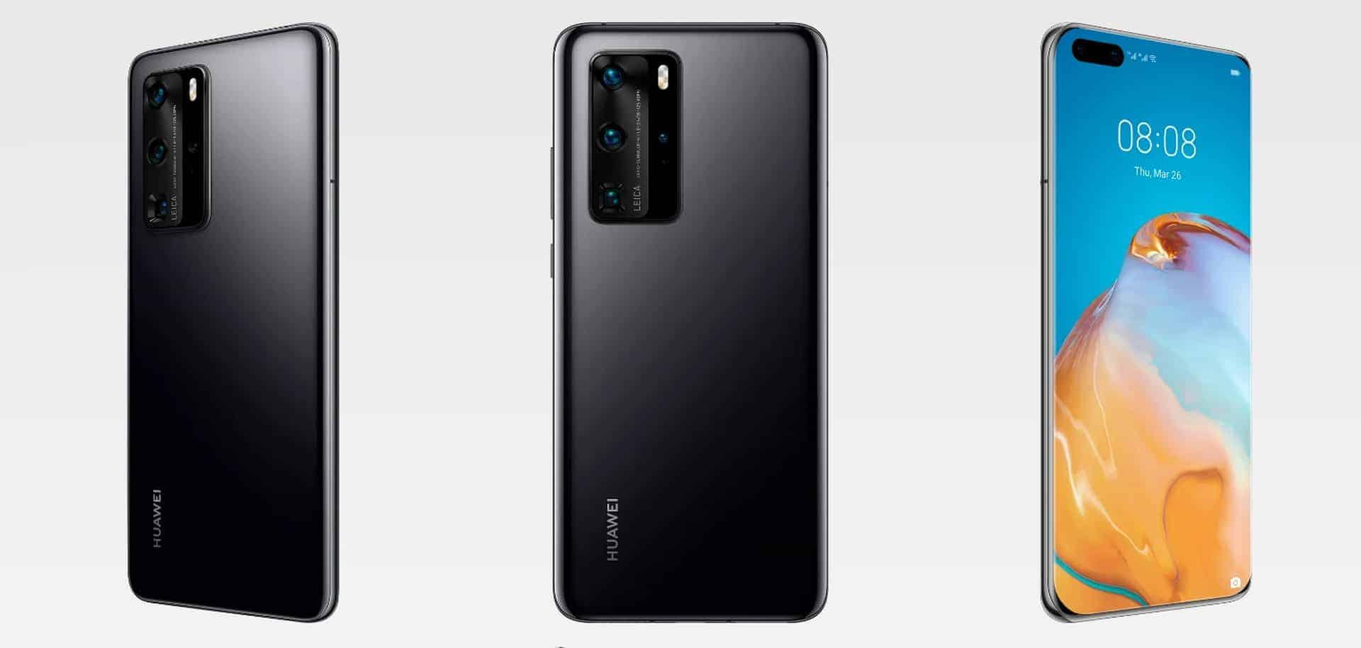 Huawei P40 Pro render 15