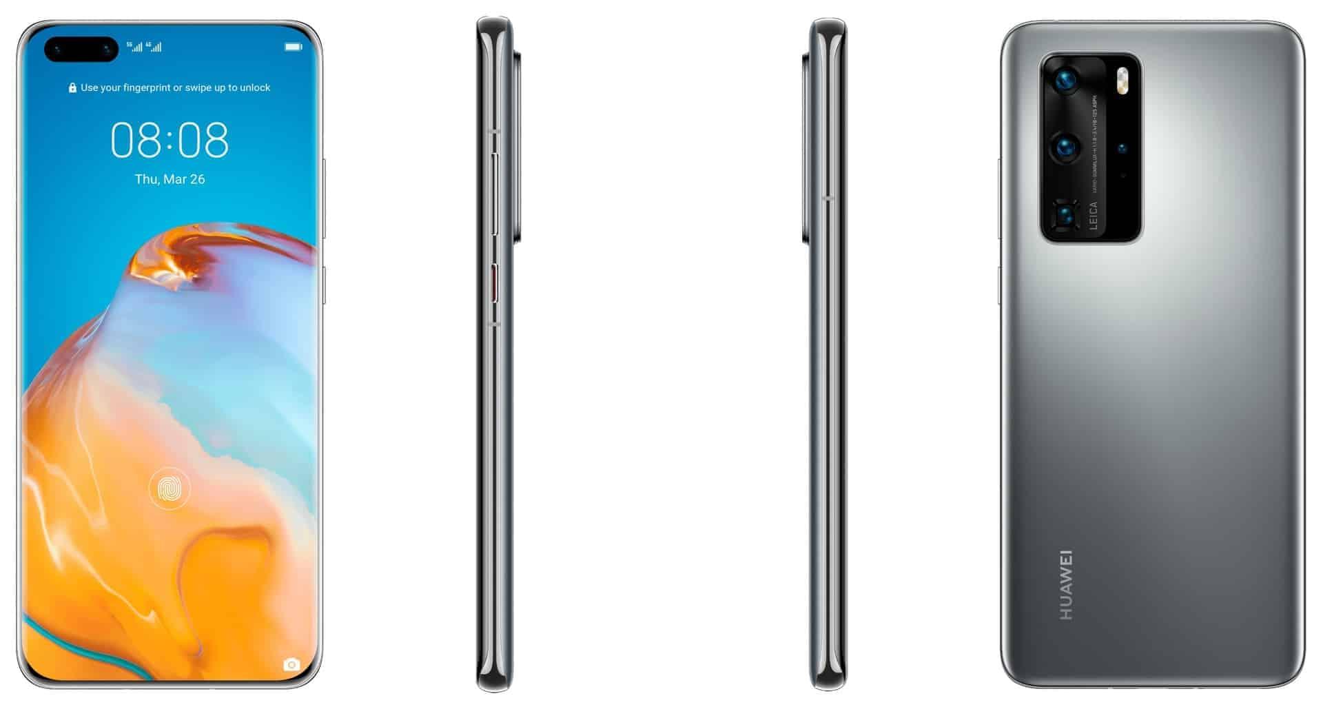 Huawei P40 Pro render leak 113