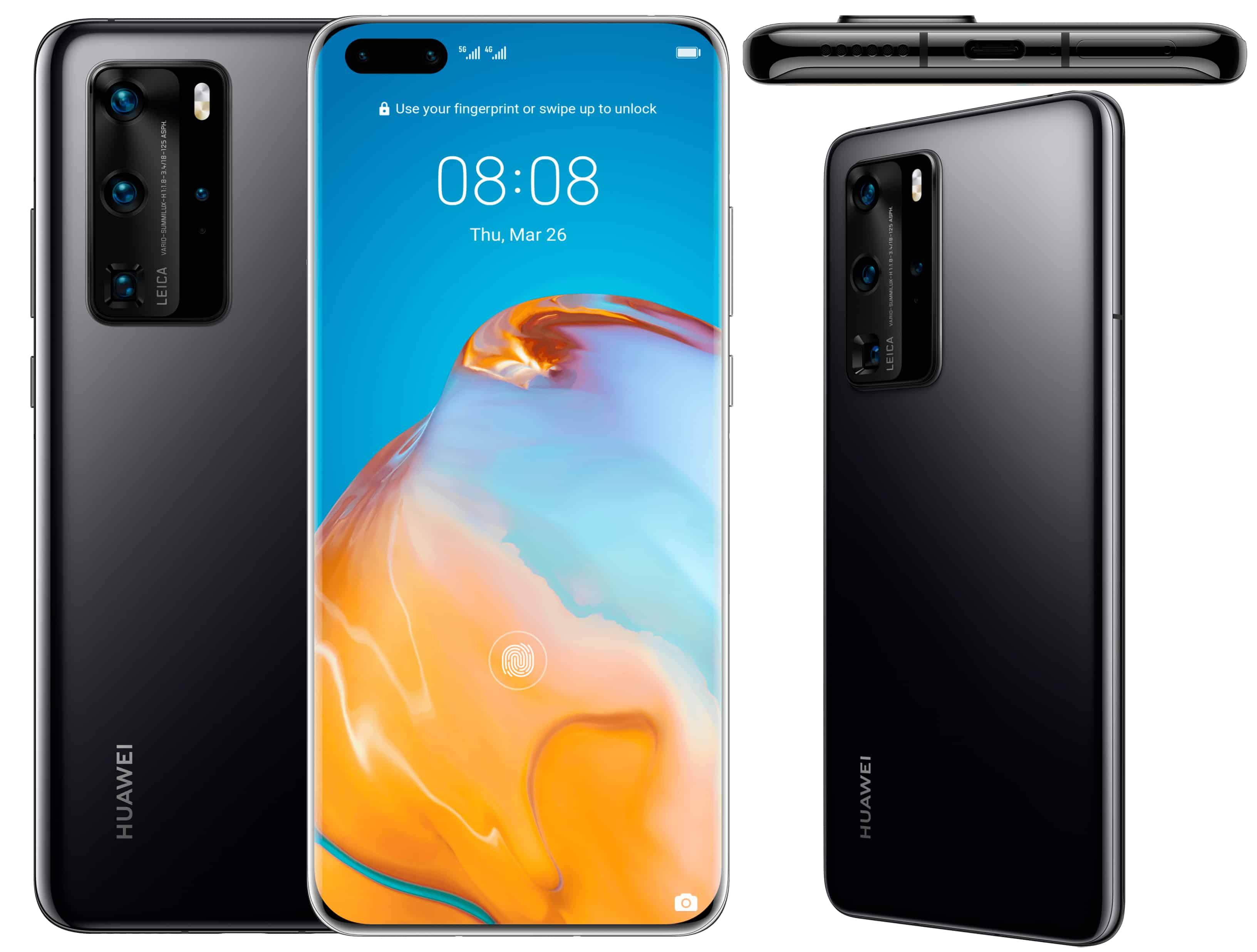 Huawei P40 Pro render leak 114
