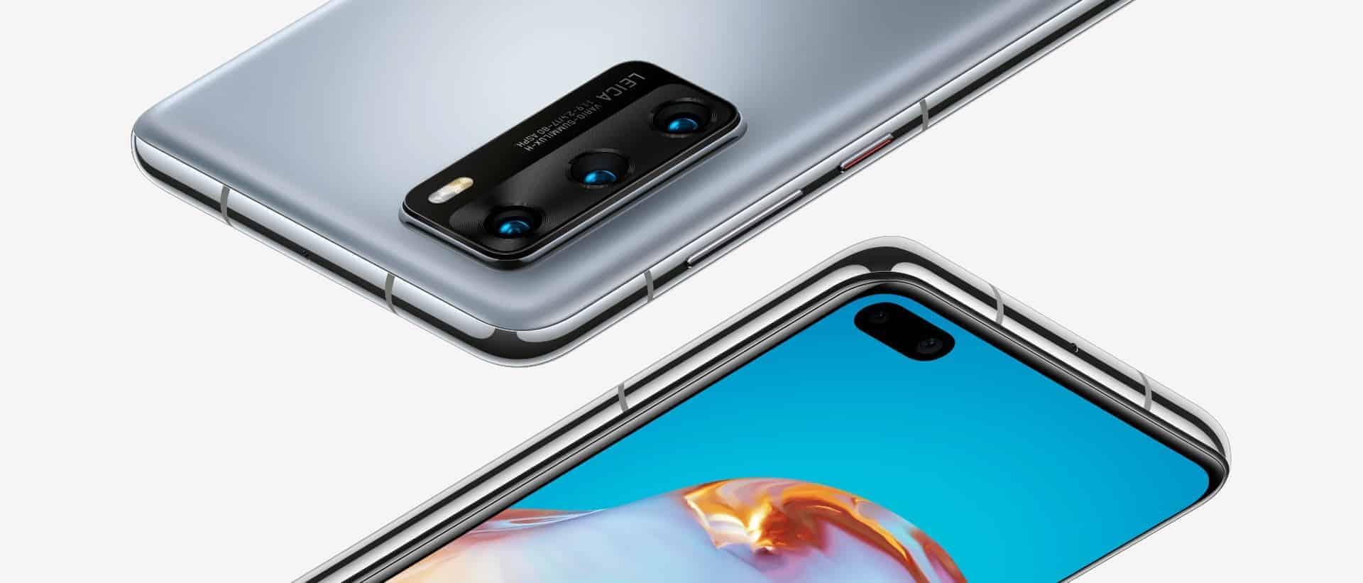 Huawei P40 render 33