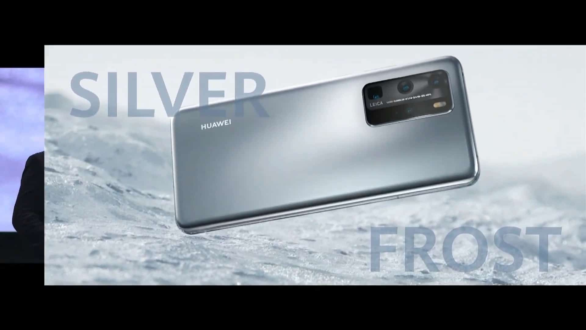 Huawei P40 series event image 11