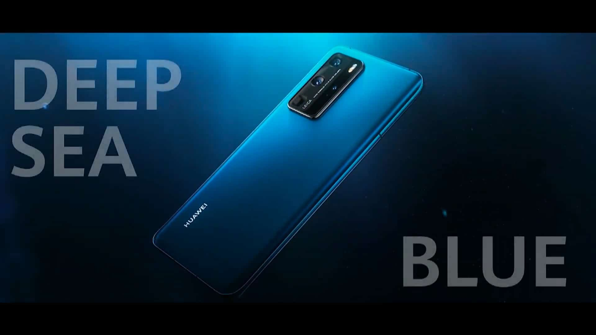 Huawei P40 series event image 14