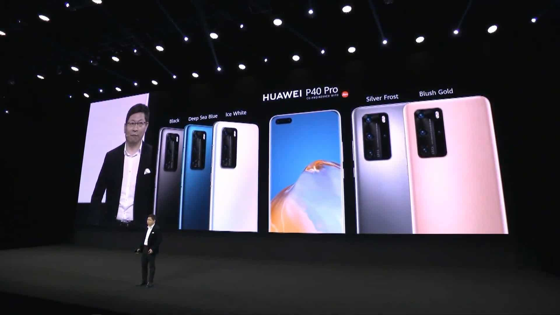 Huawei P40 series event image 3