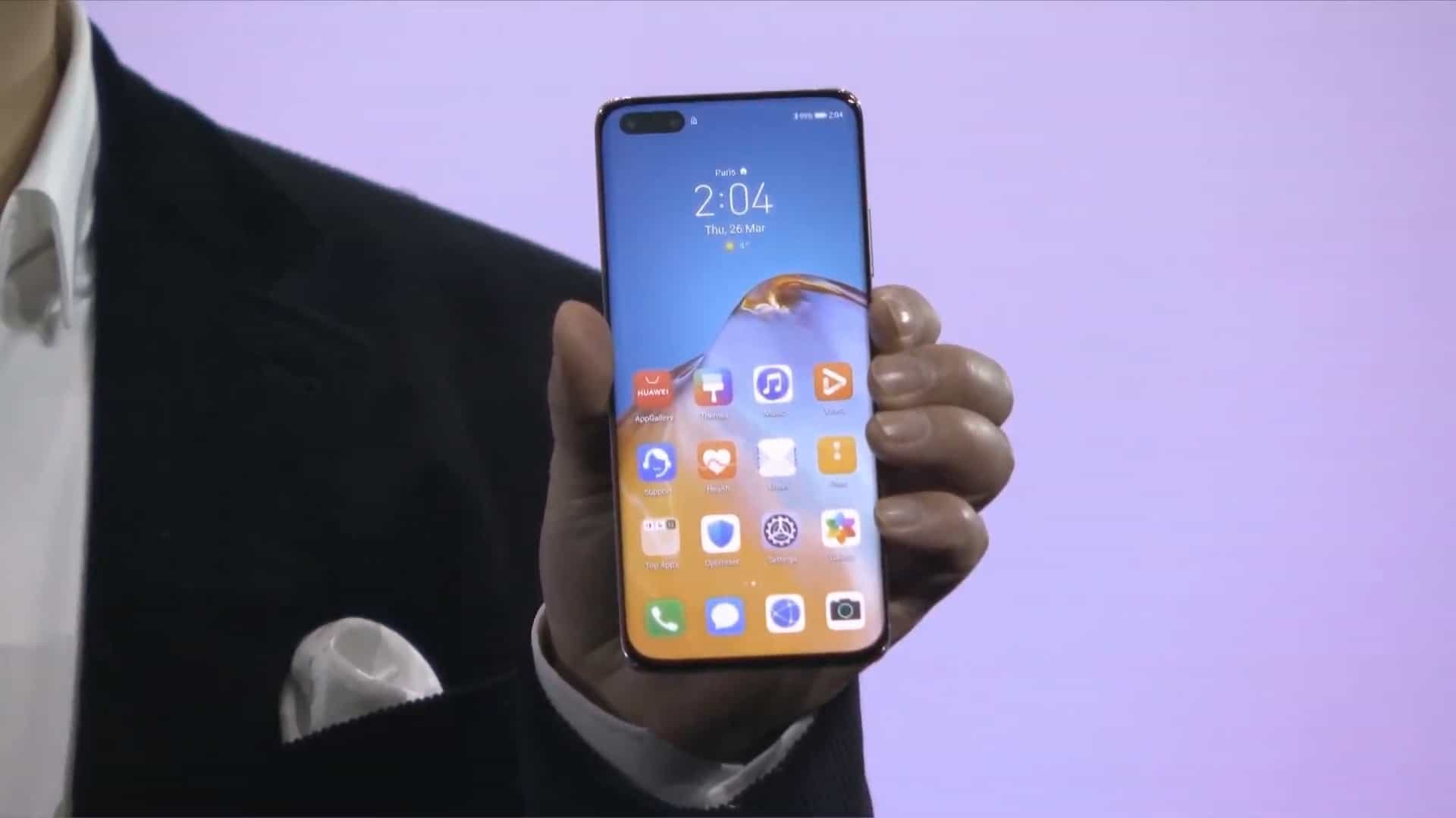 Huawei P40 series event image 30
