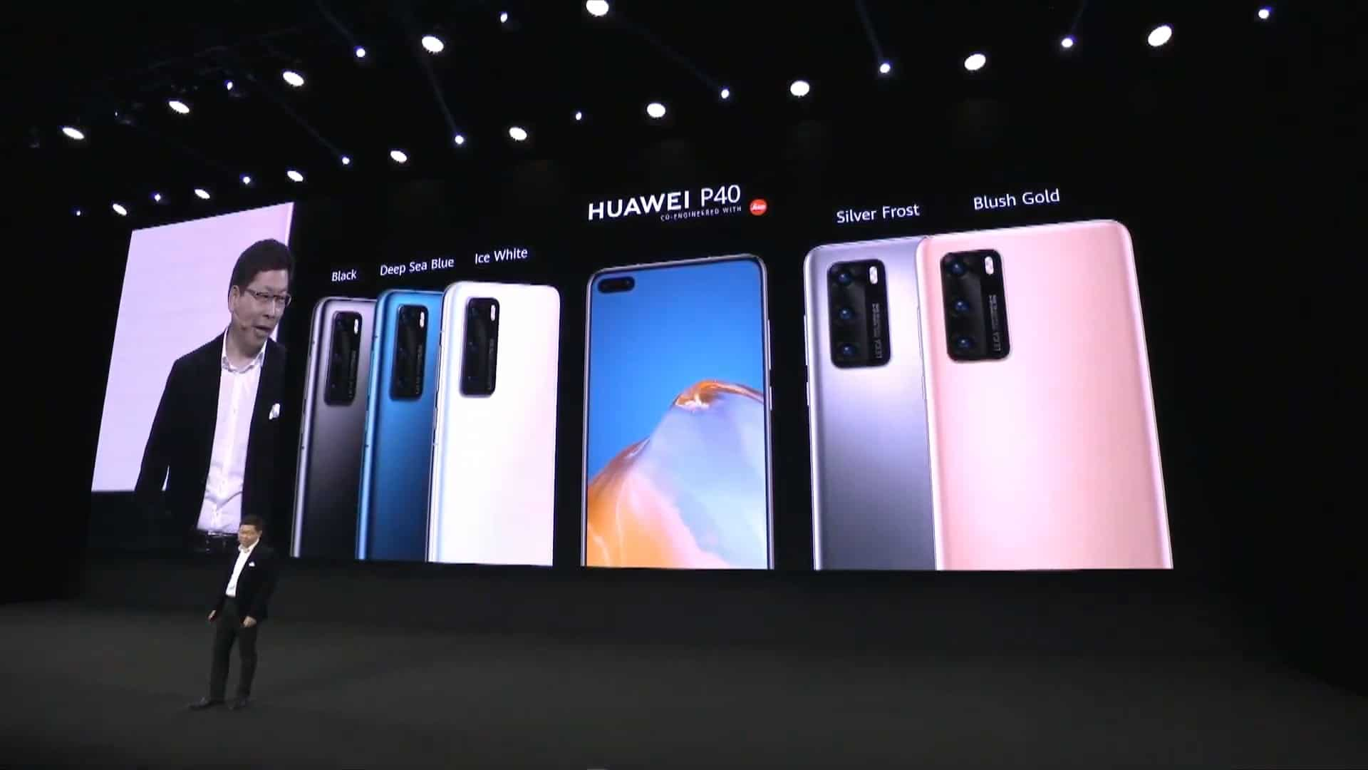Huawei P40 series event image 4