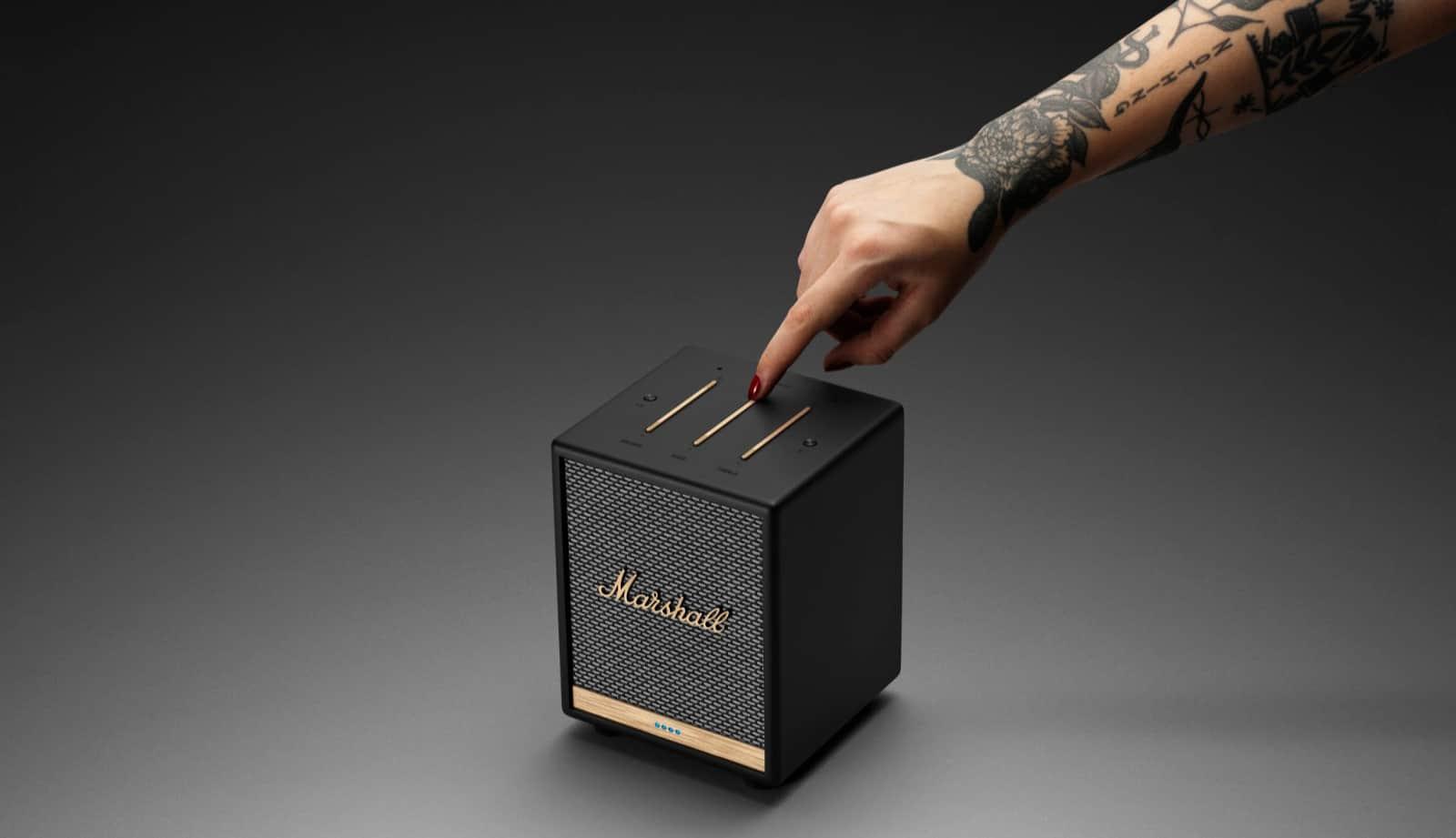 Marshall UxBridge Smart Speaker 10