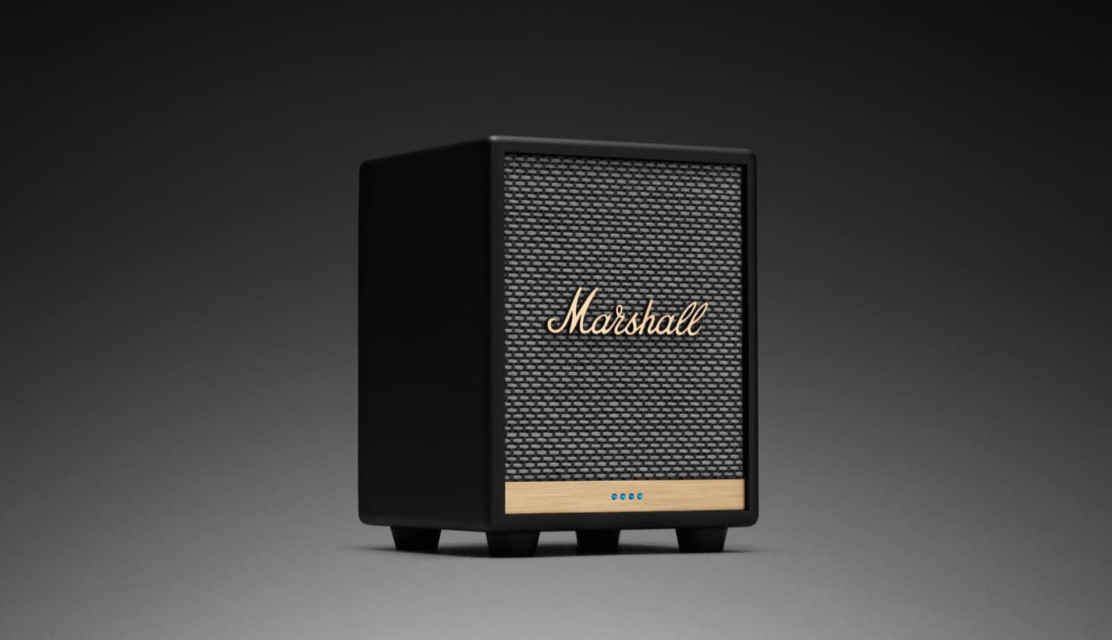 Marshall UxBridge Smart Speaker 3