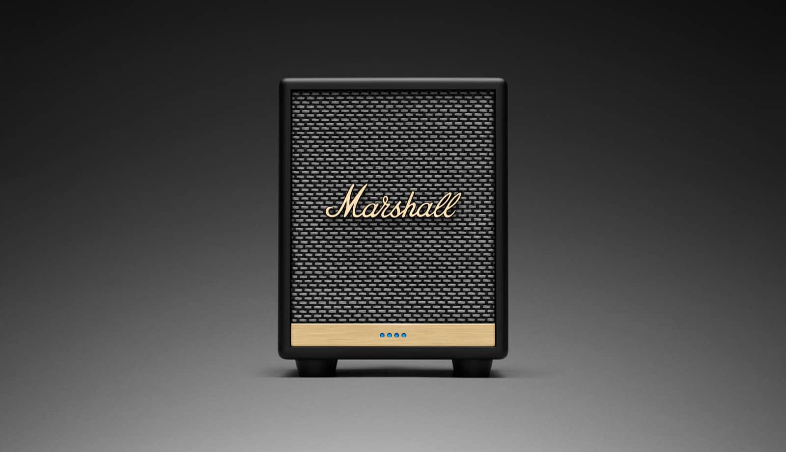 Marshall UxBridge Smart Speaker 4