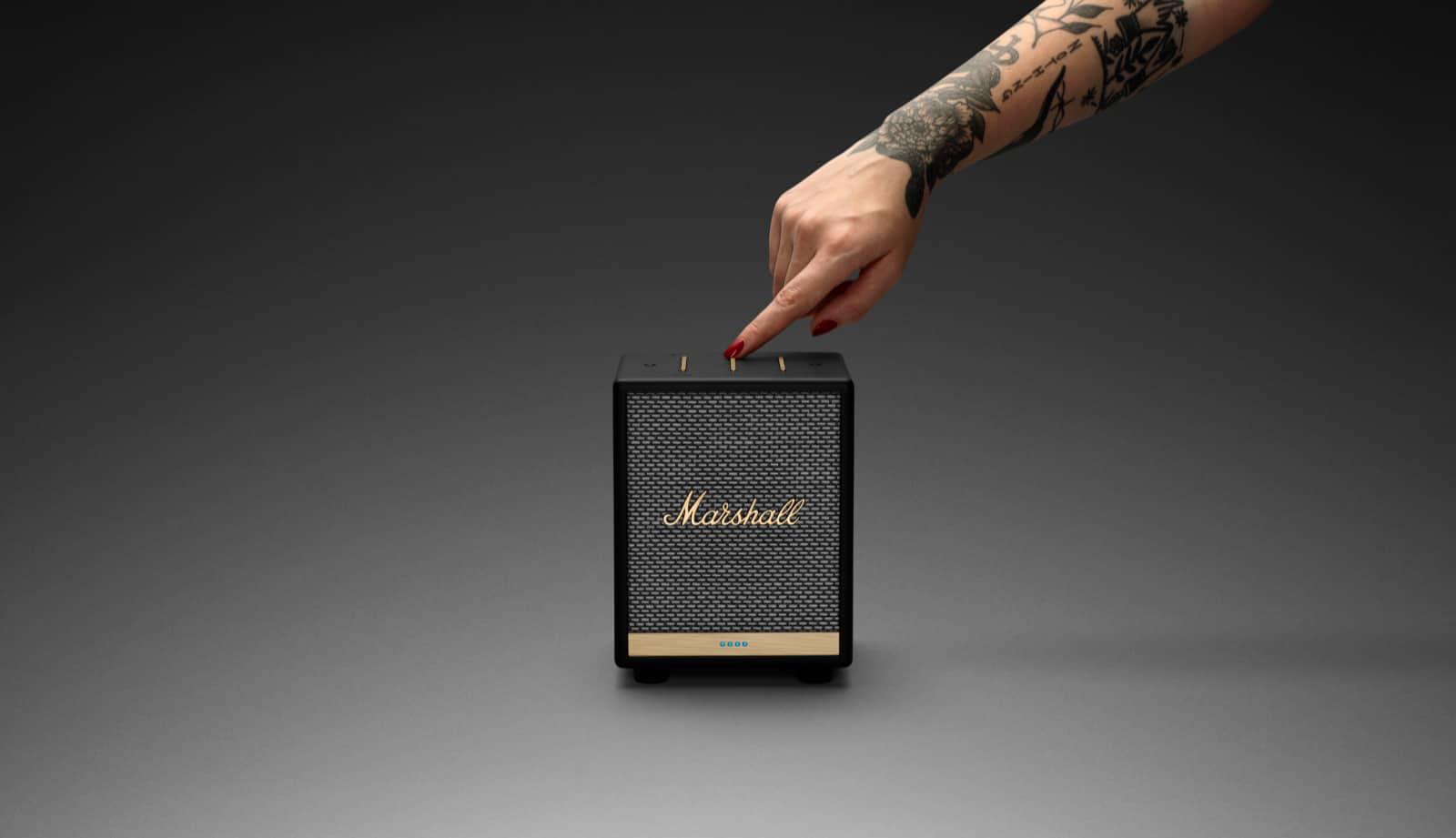 Marshall UxBridge Smart Speaker 5