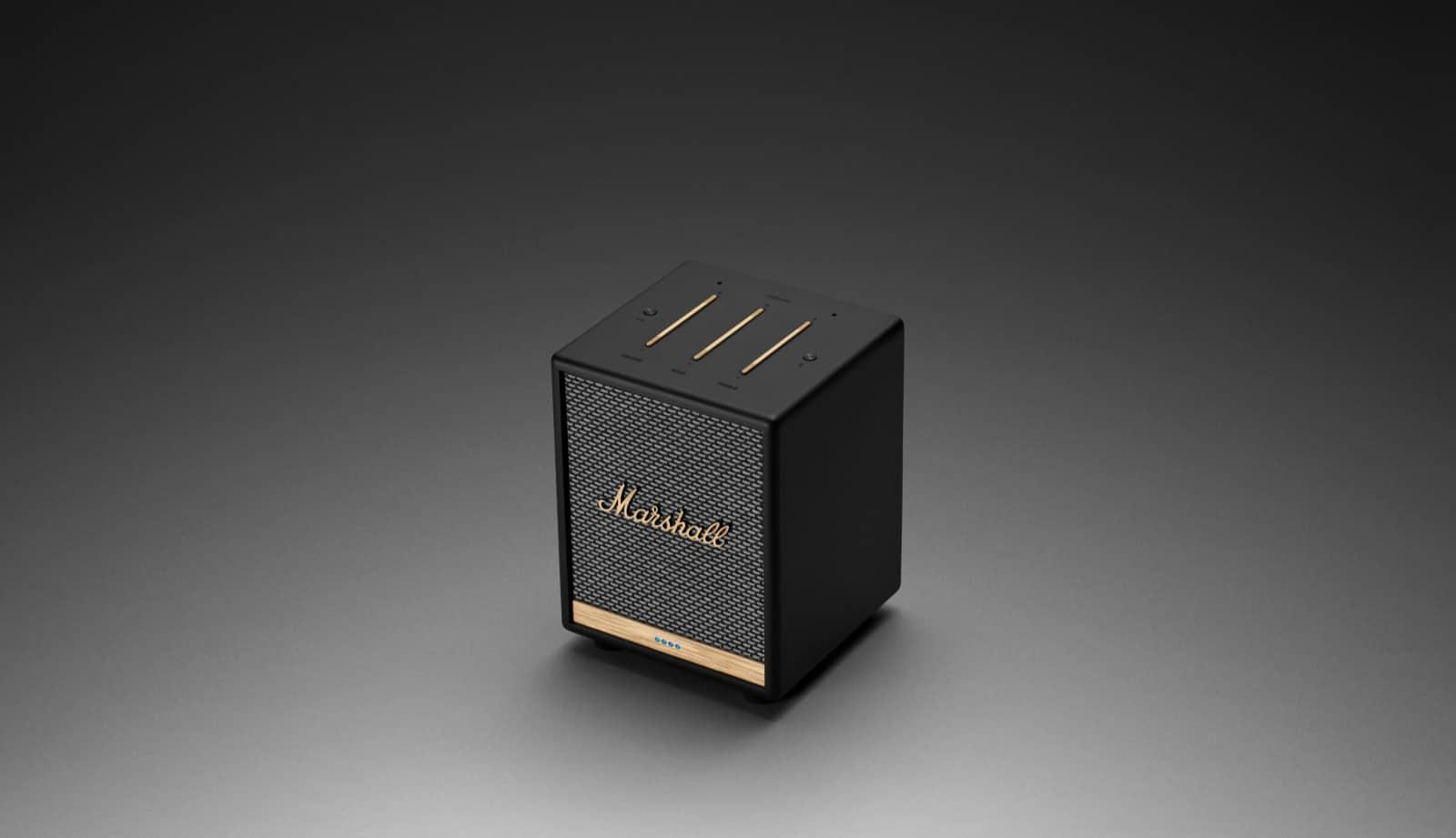 Marshall UxBridge Smart Speaker 7